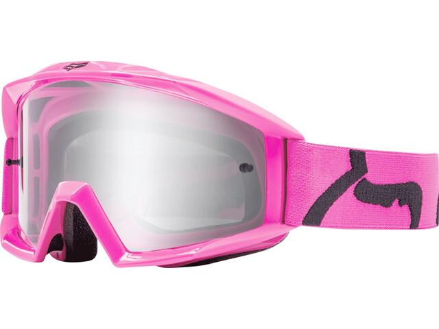 Fox Main Race Goggles pink